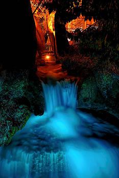 Waterfall by Alastair Graham