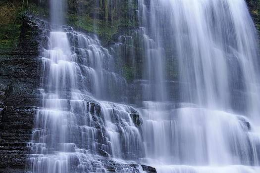 Waterfall by Alina Skye