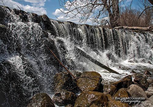 Waterfall by Baldii McGuiness