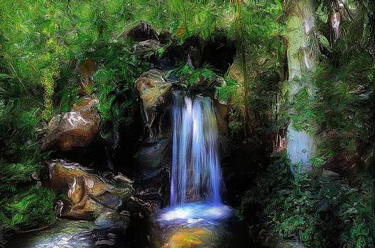 Waterfall by Cary Shapiro