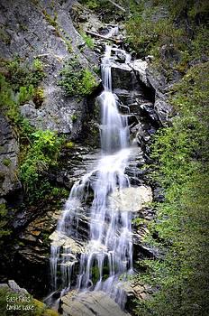 Guy Hoffman - Waterfall - Conkle Lake