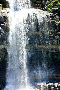 Waterfall by Connie Zarn