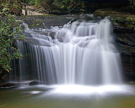 Waterfall by David Palmer