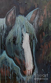 Waterfall II by Sherri Anderson
