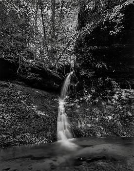 Waterfall no.10 by Benjamin King