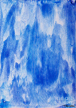 Simon Bratt Photography LRPS - Waterfall painting