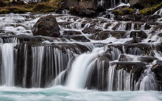Waterfalls by Arnar B Gudjonsson