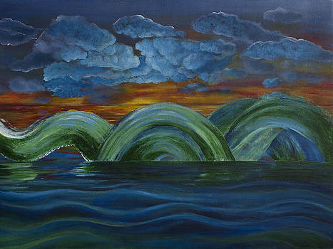 Siyavush Mammadov - Waterforms