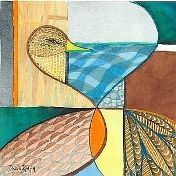 Waterfowl I by David Ralph