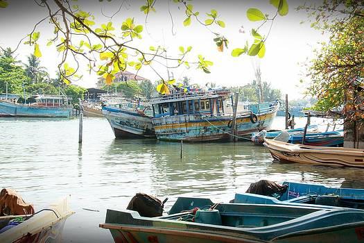 Waterfront by Ajithaa Edirimane