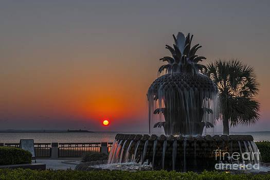 Dale Powell - Waterfront Park Sunrise
