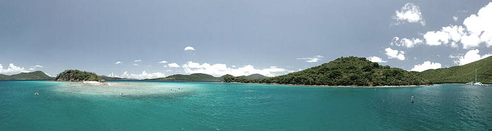Waterlemon Cay St. Johns by Tropigallery -
