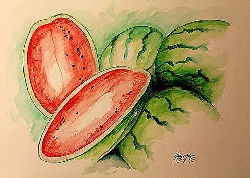 Watermelon by Henry Blackmon