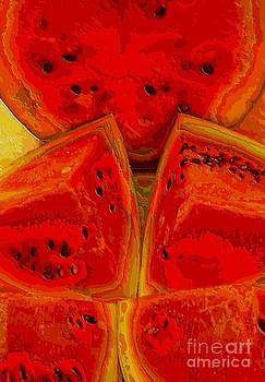 Watermelon Wow by Annette Allman