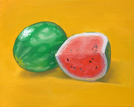 Watermelons by Jamie Pogue