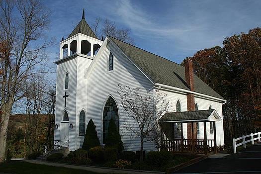 Watson Run church by Jim Cotton
