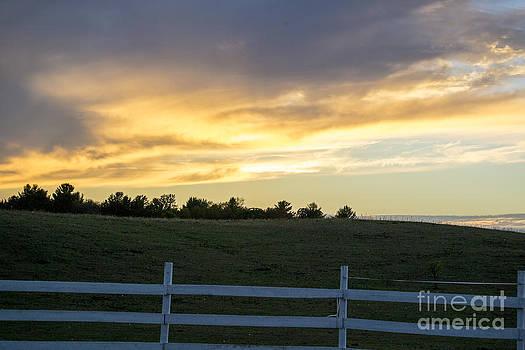 Waupaca Sunset by TommyJohn PhotoImagery LLC