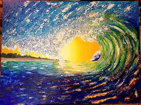 Wave II by Maria Iurescia