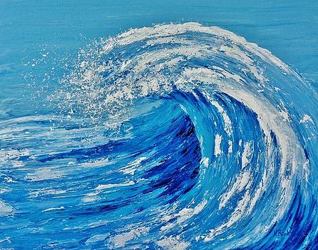 Wave by Katherine Young-Beck