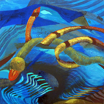 Wave by Maryam Salamat
