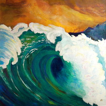 Wave of Passion by Anne Kibbe