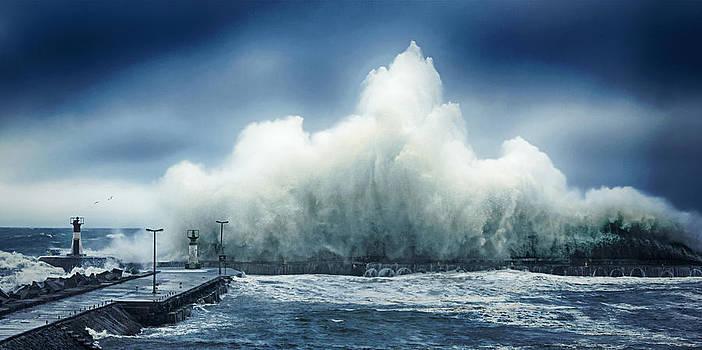 Andrew  Hewett - Wave Power