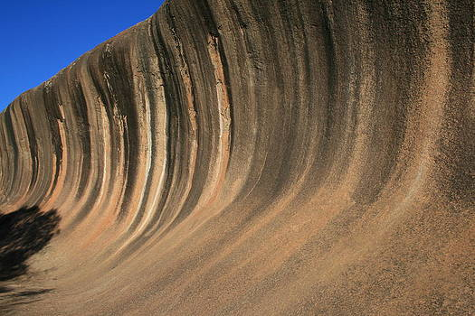 Wave Rock by Carl Koenig