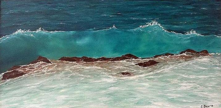 Wave by Svetla Dimitrova