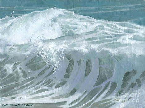 Wave X by Clinton Hobart