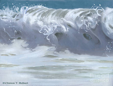 Wave XIII by Clinton Hobart