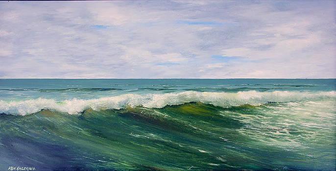 Wavecrest by Ken Ahlering
