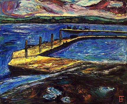 Allen Forrest - Waverly Beach Docks