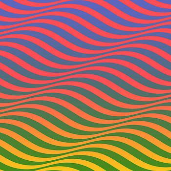 Waves 8 by Ken Surman