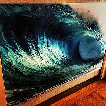 #waves #art #drawing by Leanne H