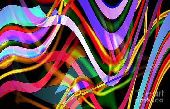 Waves II by Ricardo G Silveira