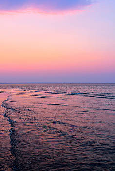 Waves of Dusk by Jon Gray