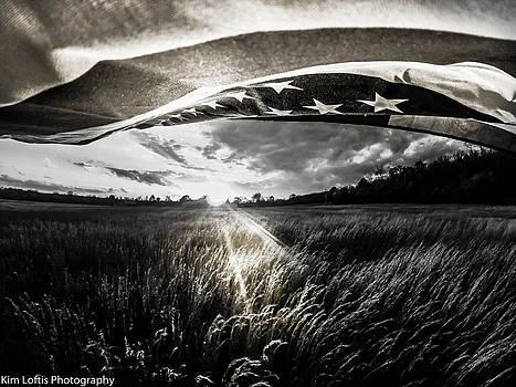 Waves of grain by Kim Loftis