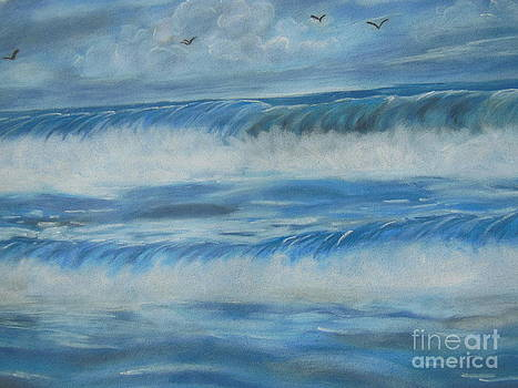Waves of Strength by Nicole Poston