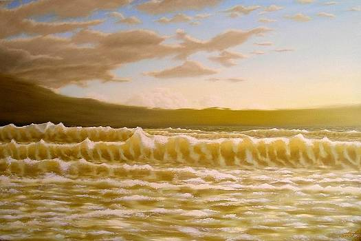 Waves of The Sea by Wagner Chaves