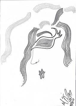 Wavy Shades by Marie De Garo