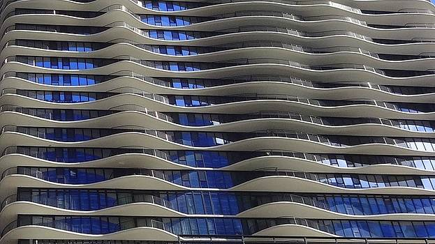 Wavy Windows by Donna Spadola