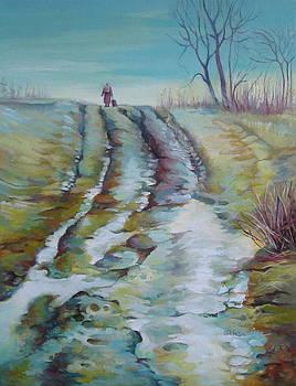 Way home by Elena Oleniuc