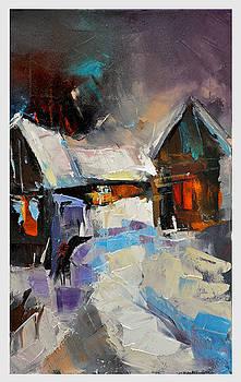way home VI by David Figielek