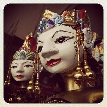 Wayang Golek #puppet #art #wayang by Dani Daniar