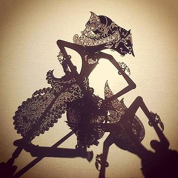Wayang Kulit (shadow Puppet) #puppet by Dani Daniar