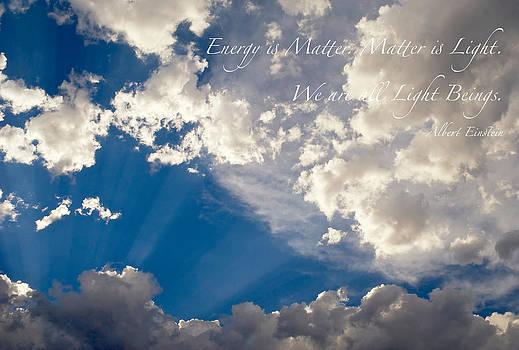 Mary Lee Dereske - We Are All Light Beings