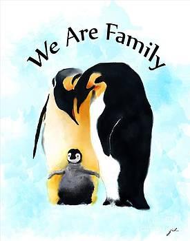 We Are Family by Joan A Hamilton