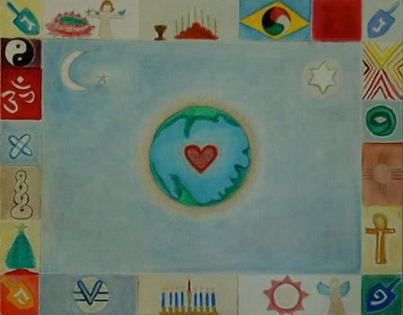 We Are One by Elisheva Herrera