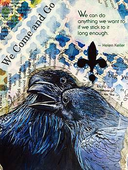 We Come and We Go by Kitty Miller