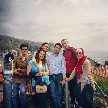We Had A Wonderful Time In Italy, Proud by Abdelrahman Alawwad